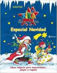 Amazon.com: Kika Super bruja especial Navidad/ Super Witch