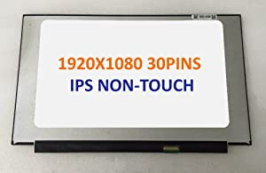 "Generic 15.6"" Compatible Screen with N156HCE-EN1 Replacement IPS FHD 1080P Matte Laptop LED LCD fit N156HCE-EN1 REV.C1 Vivobook F512DA (Non-Touch)"