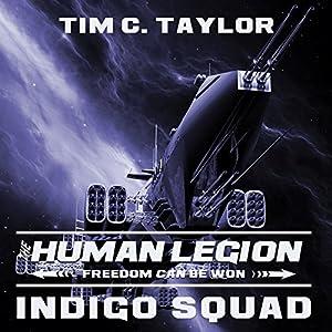 Indigo Squad Audiobook