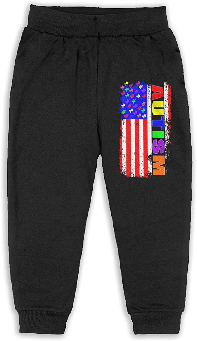 Udyi/&Jln-97 Autism Unisex Kid Toddler Pants Soft Cozy Baby Boy Jersey Pant