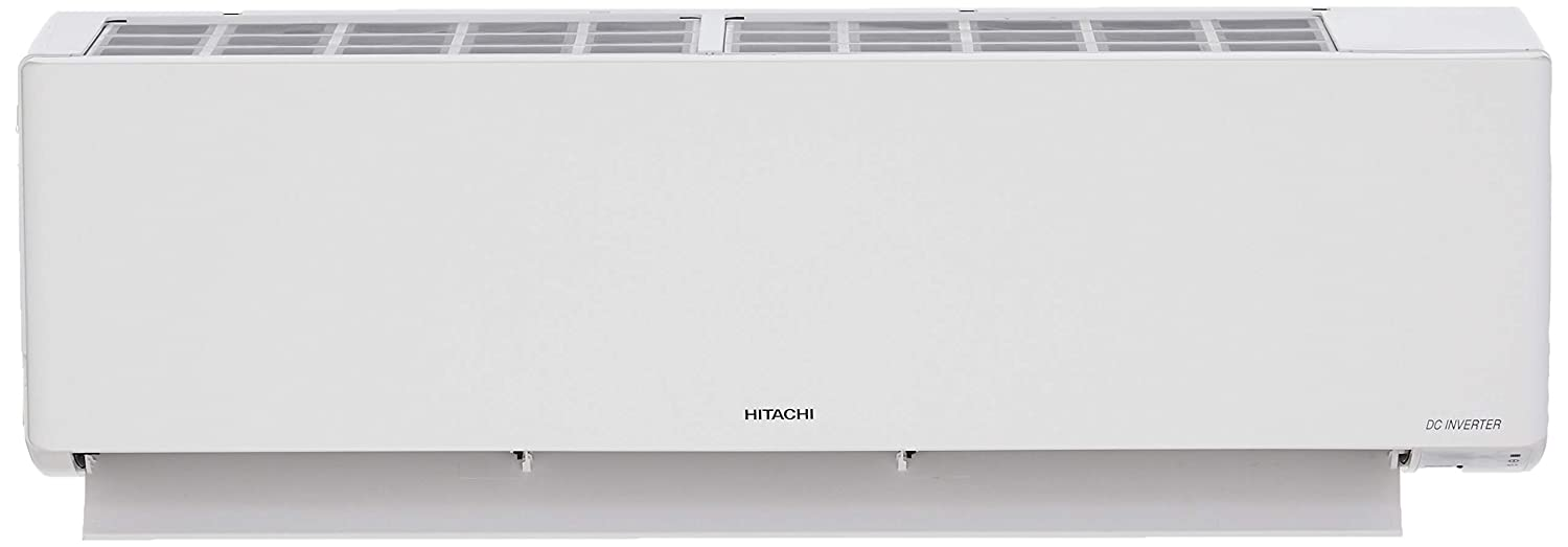 Hitachi 1.5 Ton 3 Star Inverter Split AC (Copper, RSD317HCEA, White)