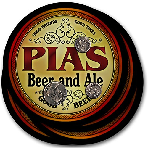 Pias Beer & Ale - 4 pack Drink ()