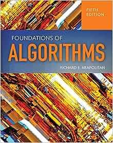 foundations of algorithms richard neapolitan pdf download