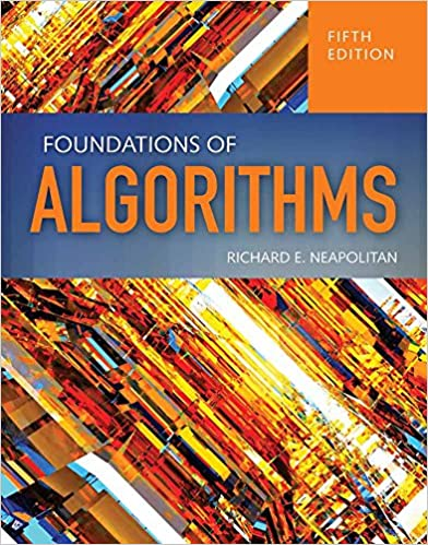 Foundations of algorithms richard neapolitan 9781284049190 amazon foundations of algorithms 5th edition fandeluxe Image collections