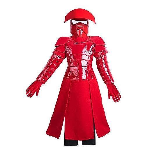 Praetorian Guard Star Wars Last Jedi Fancy Dress Halloween Deluxe Child Costume