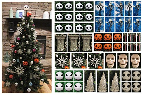 Nightmare Before Christmas SKELLINGTON Themed product image