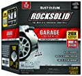 Rust-Oleum 60003 RockSolid 1 Car Garage Floor Coating Kit