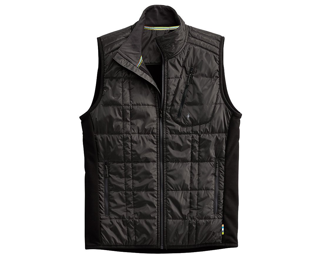 SmartWool Men's Corbet 120 Vest (Black) XX-Large