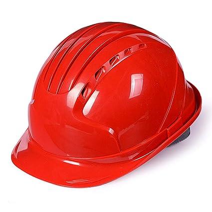 MZ JH& Casco de construcción Casco Ajustable Casco ANSI-obediente, Equipo de protección Personal