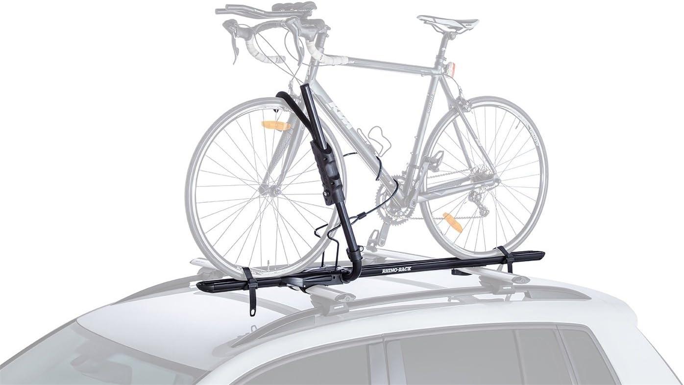 犀牛架屋顶混合动力自行车载体