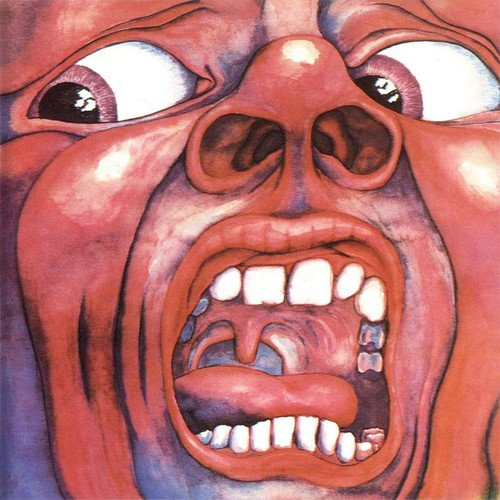 - In The Court Of The Crimson King