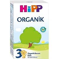 Hipp Biberon Maması 3 Organik Devam Sütü 300 Gr