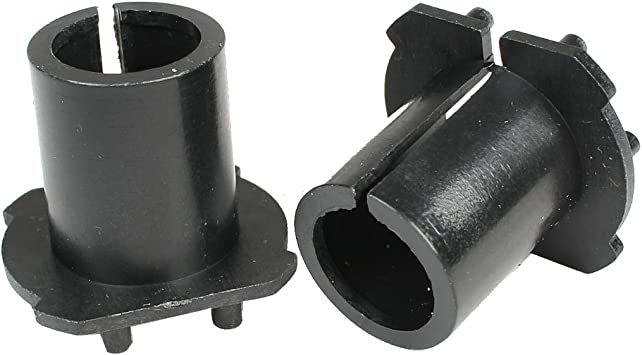 uxcell Pair H7 HID Xenon Conversion Light Holder Adapter