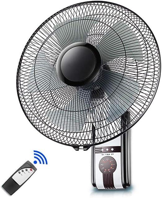 Ventilador de pared Ventilador eléctrico Hogar Ventilador de pared ...