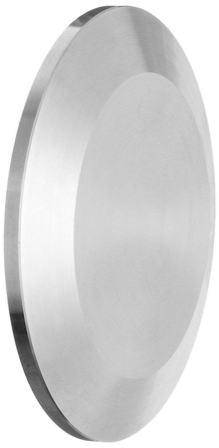 2 Tube OD 2 Tube OD Dixon Valve /& Coupling Dixon 16AMP-R200 Stainless Steel 316L Sanitary Fitting Clamp End Cap