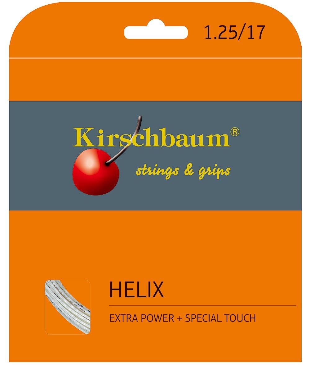Kirschbaum Saitenset Helix, Weiß, 12 m, 0105000214800010 Weiß