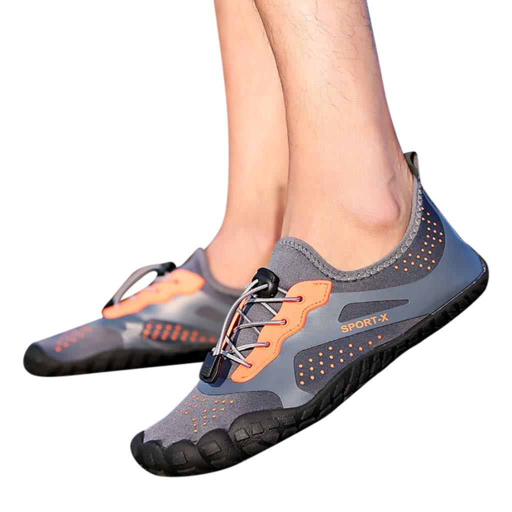 限定価格セール! [Fitfulvan Shoes] レディース 45 Shoes] M グレー EU [Fitfulvan グレー B07MM5T8N4, 結城市:58d04786 --- digitalmantraa.com