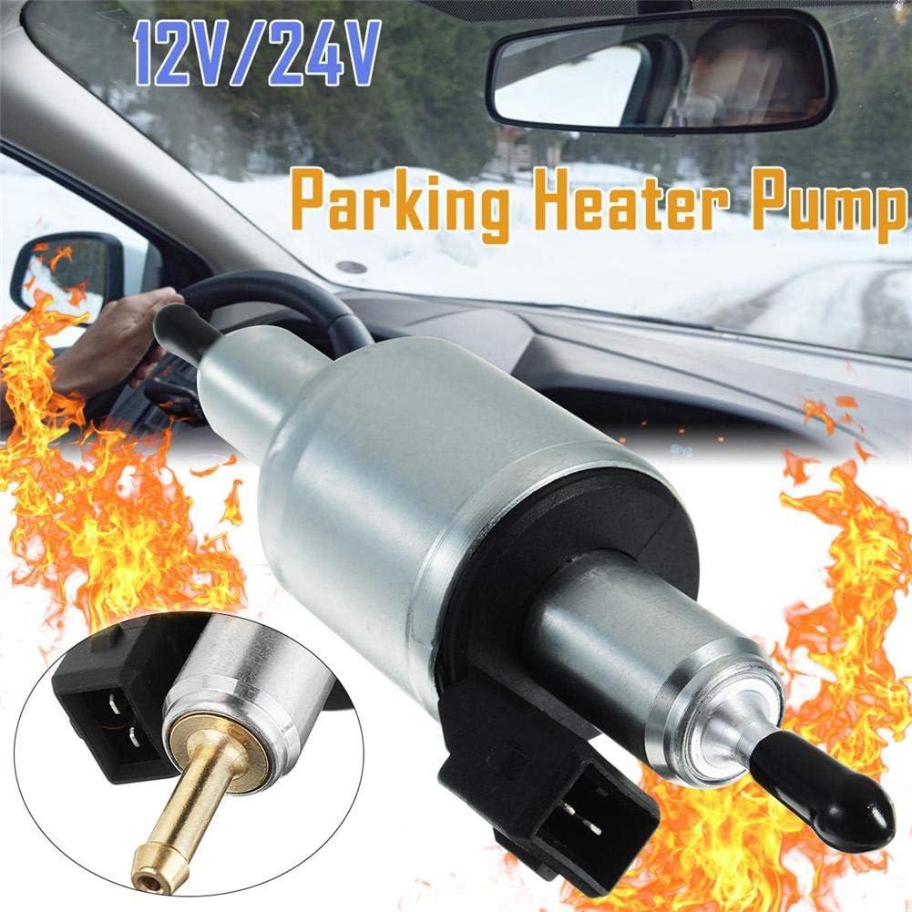 24V 2KW-5KW Lufterhitzer Diesel Zubeh/ör /Öl-Kraftstoffpumpe Autoluftheizer Diesels Pumpe Heizimpuls-Dosierpumpe Heizung f/ür 12V
