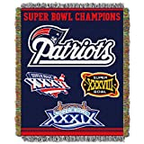 """The Northwest Company Officially Licensed NFL Old School Mink Sherpa Throw Blanket, 50"""" x 60"""""""