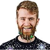 Christmas Beard Bauble Decorations