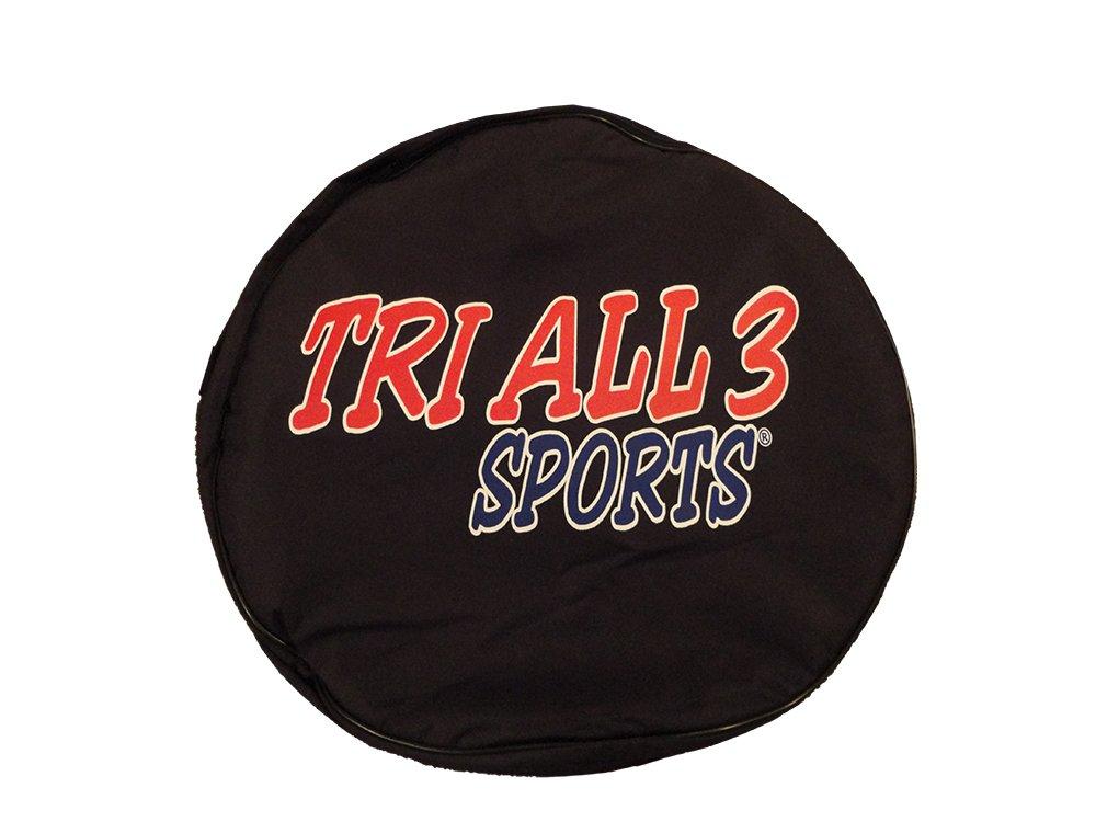 Tri All 3 Sports Wheel Guard (Single) Pro-Series Bike Cases by Tri All 3 Sports (Image #1)