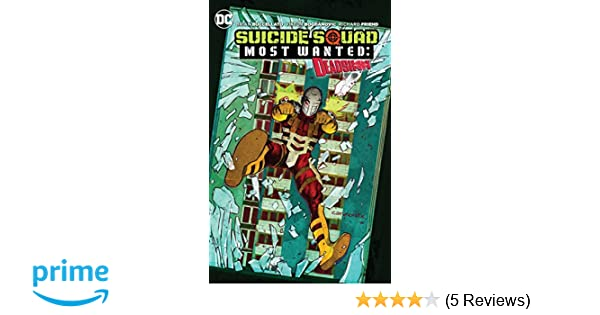 Amazon com: Suicide Squad Most Wanted: Deadshot