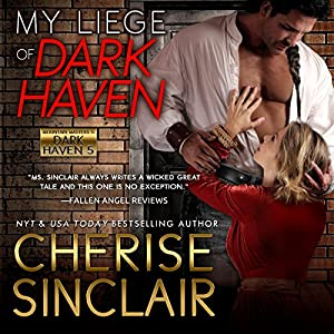 My Liege of Dark Haven Audiobook