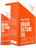Bulletproof Brain Octane C8 MCT Oil Go Packs from Coconut Oil Provides Mental and Physical Energy, Keto and Paleo…