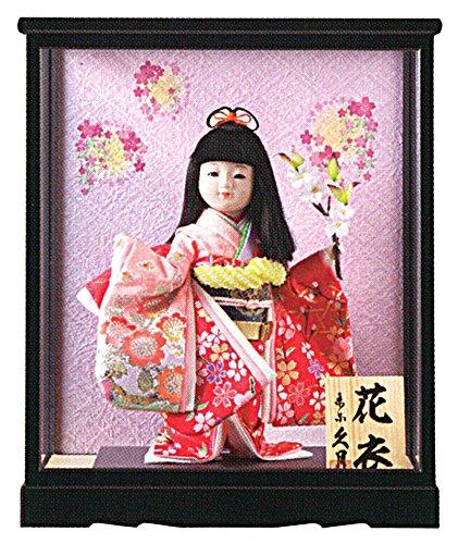 雛人形 久月 ひな人形 雛 浮世人形 ケース飾り 都印6 花衣 桜A h313-k-miyako6-ha-064 K-133   B019RI4EL6