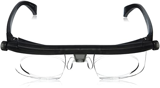 Prescription Lenses - Stylish Adlens Glasses for Men & Women - Reading + Driving + Computer Use - By Capital Glasses