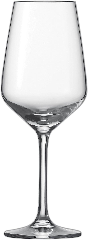 Schott Zwiesel 115670 lot 6 Verres à vin Blanc 0.36cl, Cristal sans Plomb, Transparent, 7,9 cm