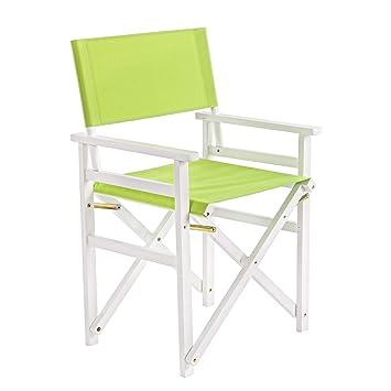ARREDinITALY - Juego de 4 sillas Plegables de Madera ...