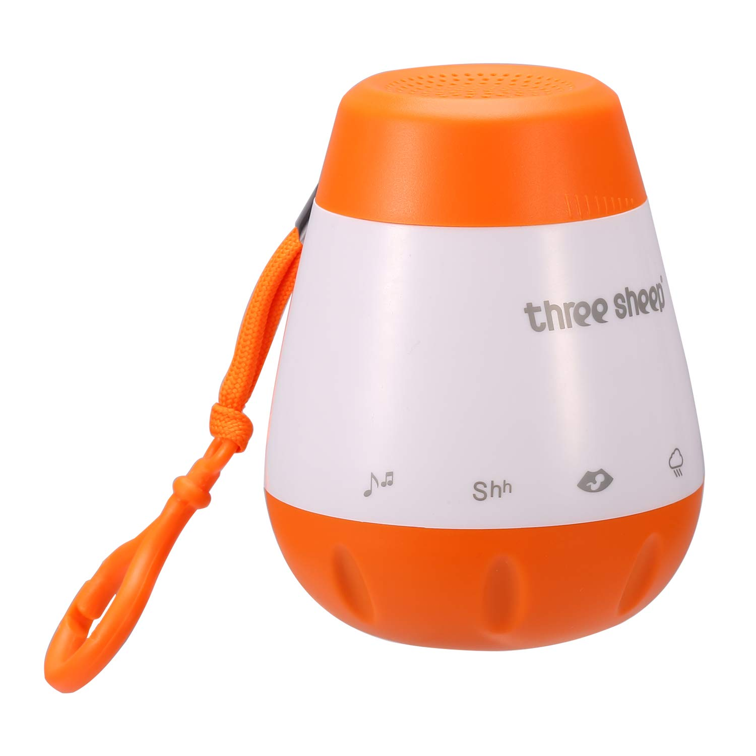 Portable White Noise Sound Machine for Infants and Toddlers Relaxing Music & Soothing Nature Sounds, Baby Sleeping Soother with USB Charging, Auto-Off Timer