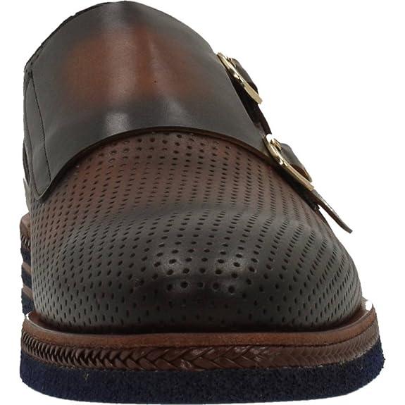 Zapatos de Cordones para Hombre, Color marrón, Marca ANGEL INFANTES, Modelo Zapatos De Cordones para Hombre ANGEL INFANTES 29033A Marrón: Amazon.es: Zapatos ...
