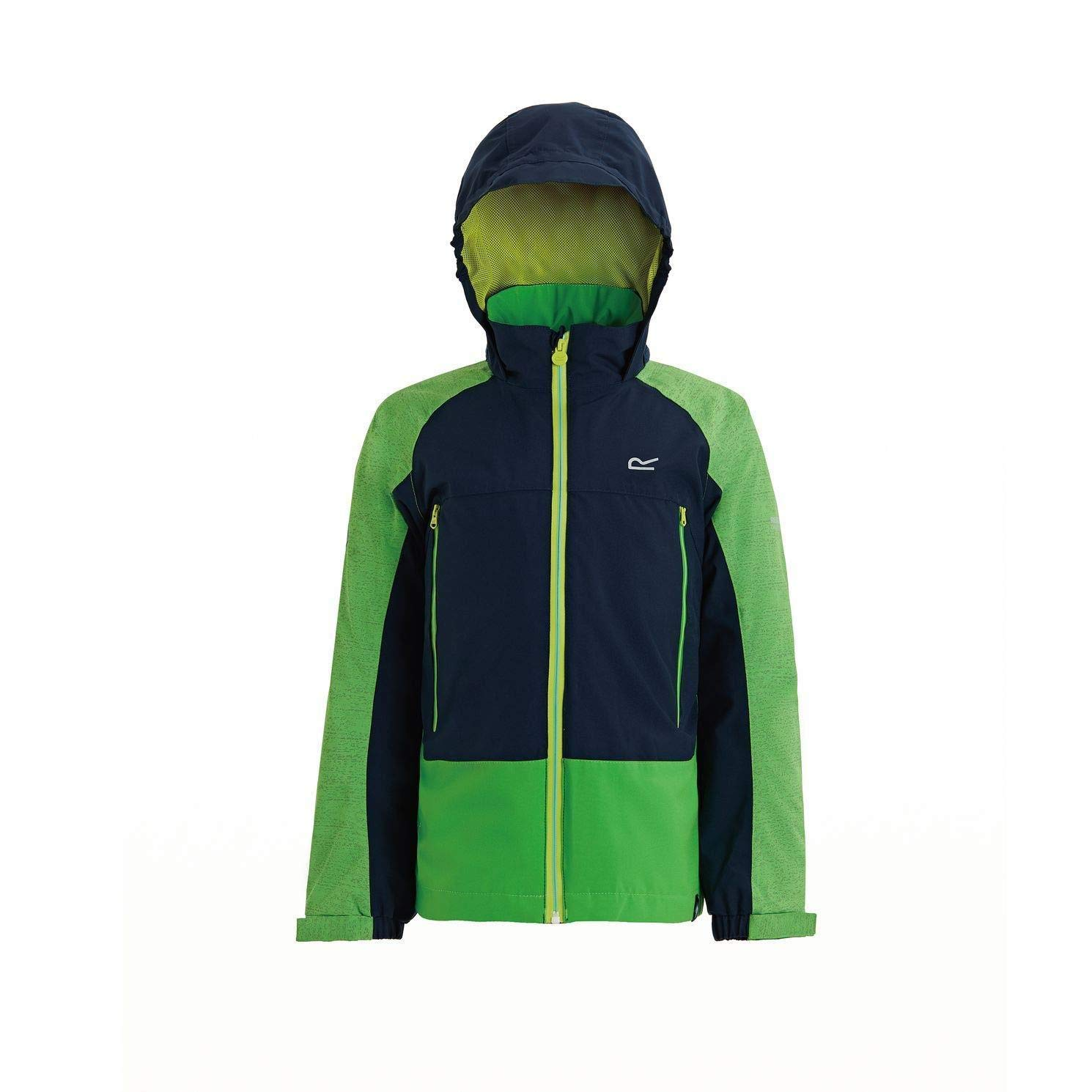 Fairway vert  Navy 7 - 8 years (EU 128) Regatta Hydrate III 3-in-1 Enfants veste