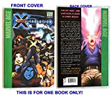 Target X-Men: Evolution TPB Paperback Book - Marvel Comics 2004 - NEW, Uncirculated Graded 9.8 BY THE SELLER - THIS IS FOR ONE BOOK ONLY