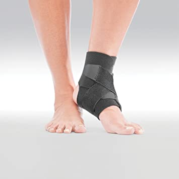 a014230e81a Image Unavailable. Image not available for. Color  Adjustable Ankle Support  ...