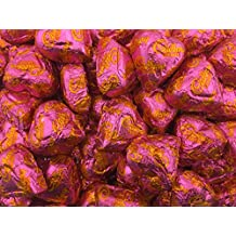 Cadbury Royal Dark Chocolate Hearts Candy, Solid Dark Chocolate (Pack of 2 Pounds)