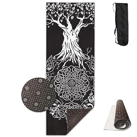 AZW@ Colchonetas de Yoga, Colchonetas de Ejercicios para ...