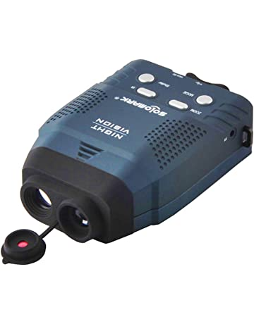 Solomark monocular de visión nocturna, blue-infrared Illuminator permite la visualización en el dark