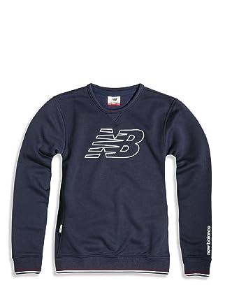 3b4c346a2ad31 NEW BALANCE Sportswear - Sudadera - para Hombre  Amazon.es  Ropa y  accesorios