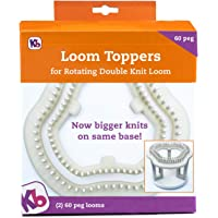 Auténtica tabla de tejer 60 Peg Loom Toppers
