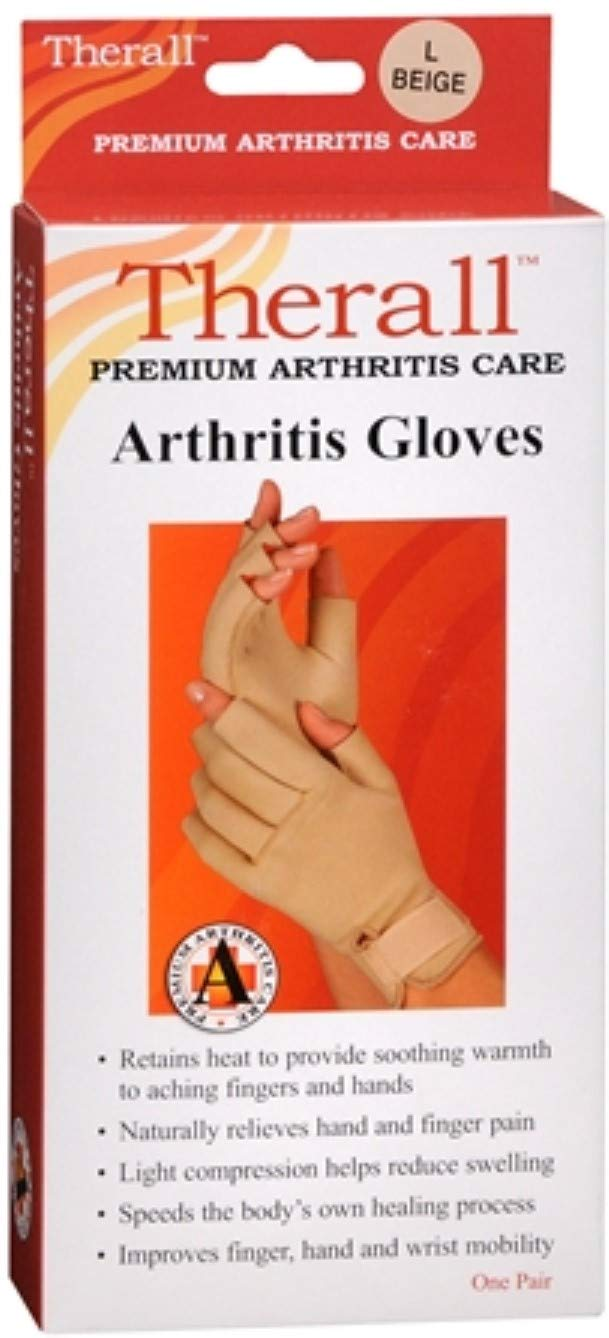BSN Medical Therall Arthritis Compression Gloves (Large 9 1/4'' - 10 1/2'')