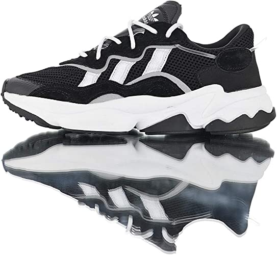 salón Obediente Rodeado  Amazon.com: Aideadis EG1072 Ozweego adiPRENE - Zapatillas de running para  mujer, diseño retro, color blanco y negro, Negro: Shoes