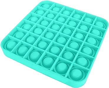 2020 New Push pop pop Bubble//Sensory Fidget Toy//Autism Special Needs Stress Reliever//Push pop Bubble Fidget Sensory Toy//Squeeze Sensory Toy
