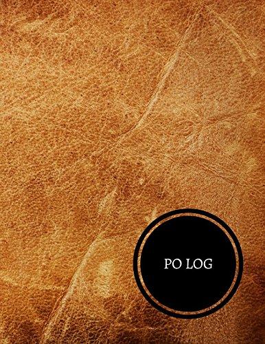 PO Log: Purchase Order Log