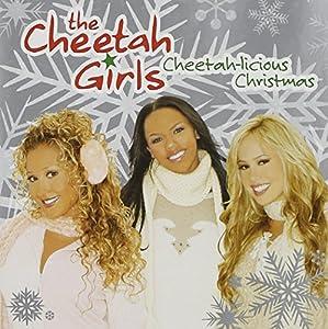Audio CD Cheetah-Licious Christmas Book