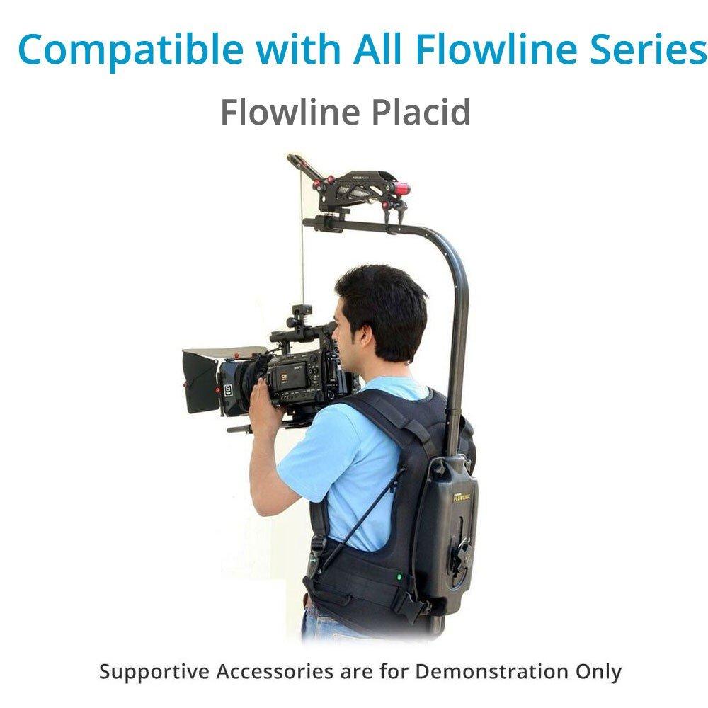 FLCM-FLN-PLA 5-20kg // 11-44lb Flycam Flowline Placid Two Axis Spring Arm
