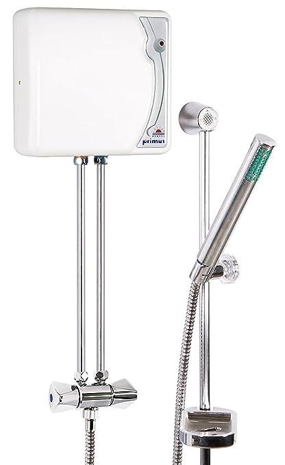 230 v 4,4kw calentador instantáneo eléctrico cuarto de baño ducha de agua caliente con