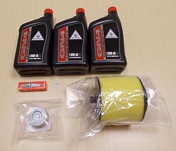 Nueva 1998 – 2004 Honda TRX 450 trx450 Foreman ATV Oe Servicio completo Kit de limpieza para